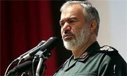 سردار فدوی:آمریکا حتی جرأت فکر حمله نظامی به ایران را ندارد