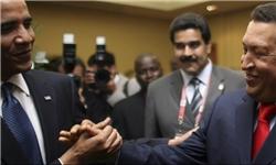 اوباما: ونزوئلا زمان «چاوز» تهدیدی برای آمریکا نبود
