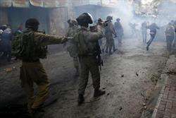 شهادت دو فلسطینی در تیراندازی صهیونیستها
