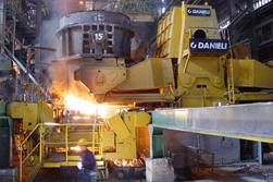 استراتژی تولید و صادرات فولادمبارکه در سال ۹۵