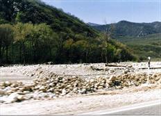 سیلابی شدن رودخانهها و مسیلهای کشور