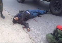 شهادت فلسطینی
