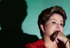 رئیس جمهور برزیل در آستانه سرنگونی