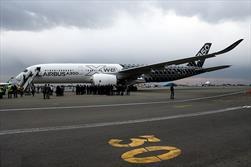 نخستین پرواز هواپیمای ایر باس ۳۲۰