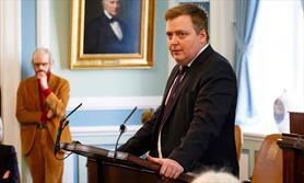 نخست وزیر ایسلند