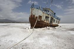 وضعیت دریاچه ارومیه کماکان وخیم است