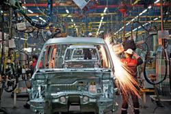 پیش بینی رشد تولید خودرو تا ۱۵ درصد