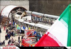 آغازعملیات حفاری خط ۳ قطار شهری مشهد