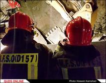 بر اثر ریزش چاهی به عمق ۱۳ متر یک مقنی به داخل آن سقوط کرد و باعث مرگ وی شد