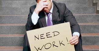 بیکاری در ایران بیشتر شد