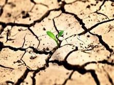 بحران کم آبی