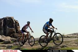 مسابقات دوچرخه سواری کوهستان رنکینگ سال ۹۵ دراستان خراسان