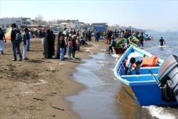 سواحل پولساز و پردردسر مازندران