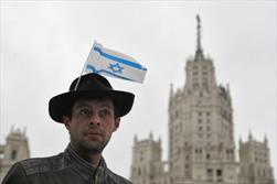 خارج شدن یهودیان روس از اسرائیل