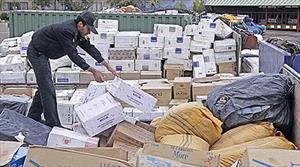 ستاد مرکزی مبارزه با قاچاق کالا