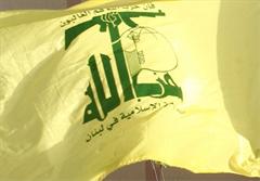 اهدای تابلو حمایت از حزب الله لبنان به نماینده حزب الله در تهران