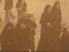 گرد و خاک عراق در راه است