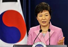 رئیس جمهوری کره جنوبی