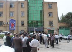 اعتراض کارگران شرکت پارسیلون