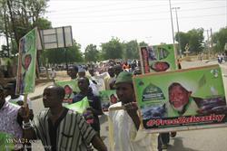 راهپیمایی نیجریه