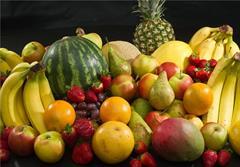 میوه های قاچاق