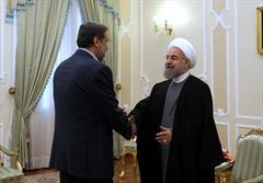 روحانی در دیدار دبیرکل جنبش جهاد اسلامی فلسطین