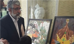کم سنترین نقاش جهان اسلام