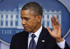 اوباما رکورددار طولانیترین جنگ
