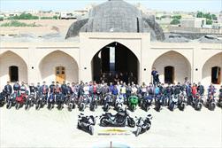 برگزاری بزرگترین رالی موتورسواری
