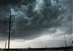 طوفان و تندباد شدید