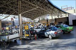 مصرف بنزین کشور