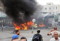 افزایش شهدای انفجارهای سوریه به ۷۰ تن