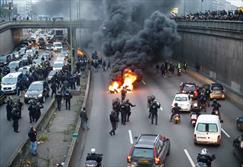اعتصاب فرانسه