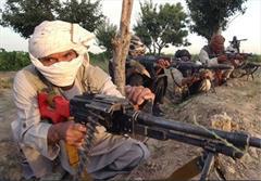 حملات هدفدار طالبان، تصرف ۳ پاسگاه پلیس