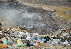دفن بهداشتی فقط ۷ درصد زبالهها