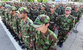 خدمات سربازی