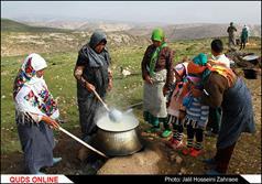 زندگی در ارتفاعات۳هزارمتری بینا لود نیشابور