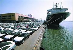 صادرات خودرو