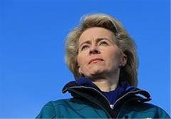 خواسته وزیر دفاع آلمان برای مقابله بهتر
