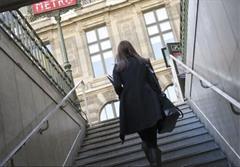 آماری عجیب از قربانیان آزار جنسی در حمل و نقل فرانسه