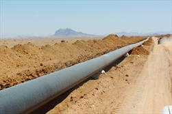 پروژه خط انتقال گاز به بهاباد