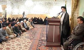 حجت الاسلام و المسلمین رئیسی