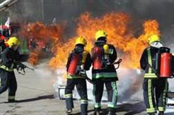 آتش نشانی-گیلان