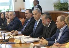 موافقت کابینه نتانیاهو با آشتی با ترکیه
