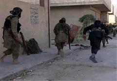عملیات ریف حمص مانع سرازیرشدن تروریستهای فراری عراق به سوریه
