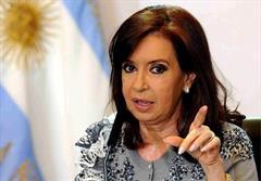 انسداد داراییهای رئیسجمهور قبلی آرژانتین