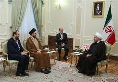 ایران در کنار عراق، در دفاع از حرم اهل بیت(ع) و مبارزه با تروریسم