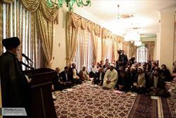 دیدار شورای برنامه ریزی جشنهای دهه کرامت سراسر کشور با تولیت آستان قدس رضوی (۱)