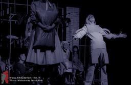 نمایش یتیم خانه فونیکس - تاتر شهر مشهد