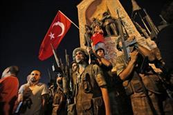 ماجرای دخالت امارات در کودتای ترکیه